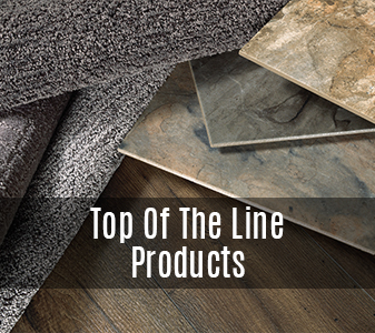 Top of the line products at Wadsworth Flooring and Home in South Daytona