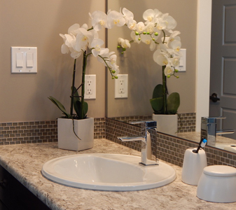 Wadsworth Flooring and Home does everything from a simple bathroom remodel, to a complete bathroom renovation