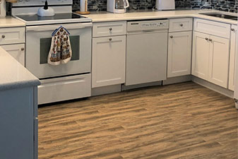 Kitchen Remodel by Wadsworth Flooring and Home in South Daytona Florida
